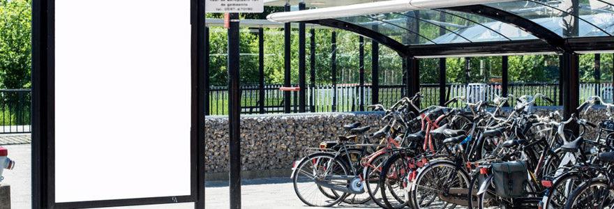 abri de vélo